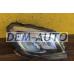 Фара правая с регулирующим мотором на Мерседес Х204 ГЛК-класс