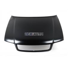 Audi a4  Капот с отверстиями под омыватель , оцинкованный - Dem-Yug