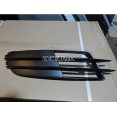 Audi a6  Решетка бампера передняя правая - Dem-Yug