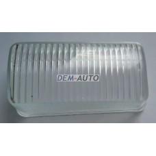 Audi 100 Стекло фары противотуманной левое - Dem-Yug