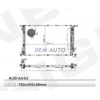 Радиатор охлаждения 1,8TFSI/2,0/2,0TDI/2,0TFSI AT