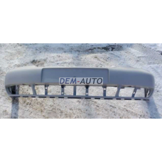 Бампер передний грунтованный серый на                                                       Ауди А4 Б5