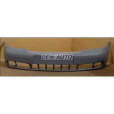 Audi a4 / Бампер передний с отверстиями под противотуманки грунтованный - Dem-Yug