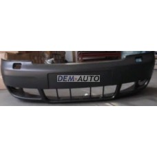 Audi a6  Бампер передний (Китай) грунтованный серый - Dem-Yug