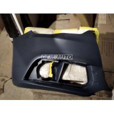 Бампер передний правый с отверстиями под омыватели фар на                                                                                                                                        Ауди А1 Тур 8х