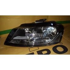 Audi a3. (depo) Фара левая с регулирующим мотором - Dem-Yug