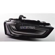 Audi a4  Фара правая линзованная с регулировочным мотором (КСЕНОН) диодная (DEPO) - Dem-Yug