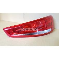 Audi q3 (depo) Фонарь задний внешний правый (без диодов) - Dem-Yug