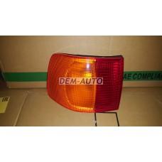 Audi 100 (depo) - Фонарь задний внешний левый красно-желтый (Depo) - Dem-Yug