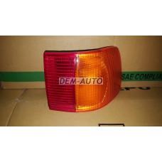 Audi 100 (depo) - Фонарь задний внешний правый красно-желтый (Depo) - Dem-Yug