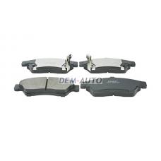 Mintex {suzuki liana 1.3i/1.6i}  Колодки тормозные передние{Suzuki Liana 1.3i/1.6i} - Dem-Yug