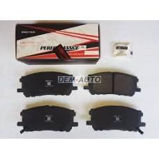 Mintex {mazda 6}  Колодки тормозные передние{Mazda 6} - Dem-Yug
