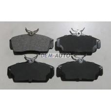 Mintex {nissan almera ii primera p11}  Колодки тормозные передние{Nissan Almera II, Primera P11} - Dem-Yug