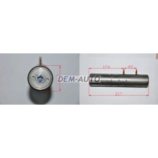 Пиропатрон ADV - F15 - Dem-Yug
