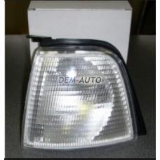 Audi 80 {iii/iv} .  Указатель поворота угловой левый белый - Dem-Yug