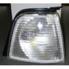 Audi 80 {iii/iv} .  Указатель поворота угловой правый белый - Dem-Yug