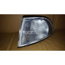 Audi a4  Указатель поворота угловой левый (Valeoтип) белый - Dem-Yug