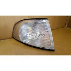 Audi a4  Указатель поворота угловой правый (Valeoтип) белый - Dem-Yug