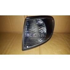 Audi a6  Указатель поворота угловой левый(DEPO) тонированный - Dem-Yug