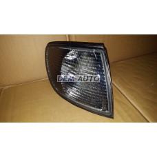 Audi a6  Указатель поворота угловой правый (DEPO) тонированный - Dem-Yug