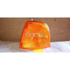 Audi 100 . (depo)  Указатель поворота угловой левый желтый - Dem-Yug