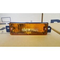 Указатель поворота нижний правый в бампер желтый на БМВ Е30