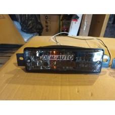 Указатель поворота нижний левый+правый (КОМПЛЕКТ) в бампер тюнинг прозрачный хрустальный тонированный на БМВ Е30