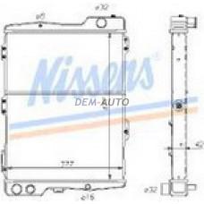 Audi 80 (nissens) (ava) (.) Радиатор охлаждения (NISSENS) (AVA) (см.каталог) - Dem-Yug