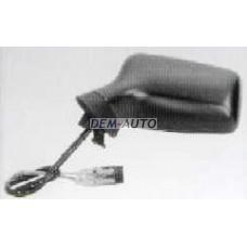 Audi 80 {90}(flat)  Зеркало левое механическое с тросиком (flat) - Dem-Yug