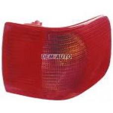 Фонарь задний внешний правый красный {IV УНИВЕРСАЛ} на                            Ауди 80/90 - Б3