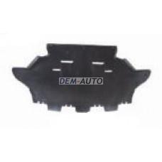 Защита поддона двигателя пластиковая на                            Ауди 80/90 - Б3