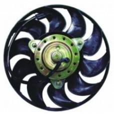 Мотор+вентилятор радиатора охлаждения в сборе (180W 280mm) на                                                                                                             Ауди80/90 Б4