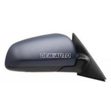 Audi a3  Зеркало правое (5 дв) электрическое с подогревом (convex) грунтованное - Dem-Yug