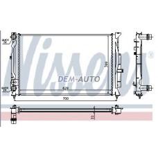 Audi a4 (.) Радиатор охлаждения (см.каталог) - Dem-Yug
