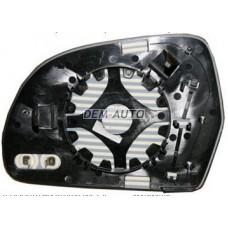Стекло зеркала правое с подогревом (convex) на                                                       Ауди А3 8П