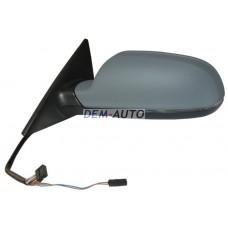 Зеркало левое (4 дв) Sportback электрическоес подогревом автоскладыванием указателем поворота памятью Side assist(aspherical)грунтованное{16 конт.} на                            Ауди А5 Тур 8Т