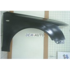 Крыло переднее правое алюминиевое на                                                       Ауди А6 Ц6