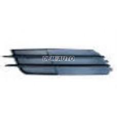 Audi a6  Решетка бампера передняя левая (Китай) - Dem-Yug