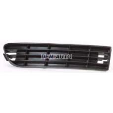Audi a6  Решетка бампера передняя правая черная - Dem-Yug