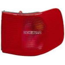 Audi a6  Фонарь задний внешний левый красный (Depo) - Dem-Yug