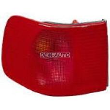 Фонарь задний внешний правый красный (Depo) на                                                       Ауди А6 Ц4