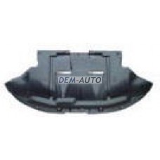 Audi a6  Защита поддона пластиковая - Dem-Yug