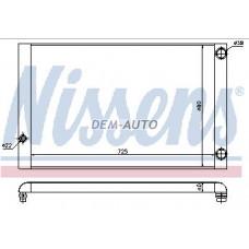 Audi a8  Радиатор охлаждения (NISSENS) (см.каталог) - Dem-Yug