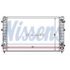 Audi a8  Радиатор охлаждения (NISSENS) (NRF) (GERI) (см.каталог) - Dem-Yug