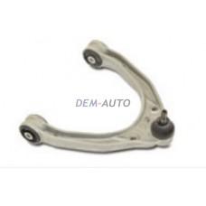 Audi q7 {touareg 02-07/ cayenne 03-}=  Рычаг передней подвески левый=правый верхний алюминиевый - Dem-Yug
