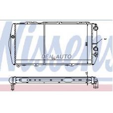 Радиатор охлаждения(NISSENS) (AVA) (см.каталог) на Ауди 100 Ц3