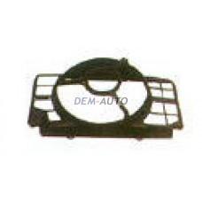 Audi 100 2 2.3 Кожух вентилятора охлаждения радиатора 2 2.3 без кондиционера - Dem-Yug