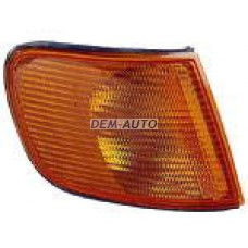 Audi 100 . (depo)  Указатель поворота угловой правый желтый - Dem-Yug