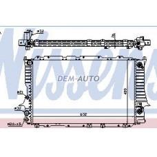 Радиатор охлаждения (NISSENS) (AVA) (см.каталог) на Ауди 100 Ц4