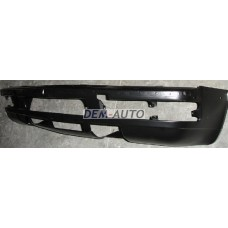 Фартук нижний под бампер с 3 отверстиями металлический на БМВ Е28